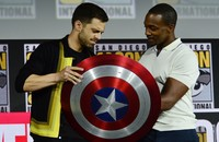 """Nowe wideo z planu """"Falcon and the Winter Soldier"""""""