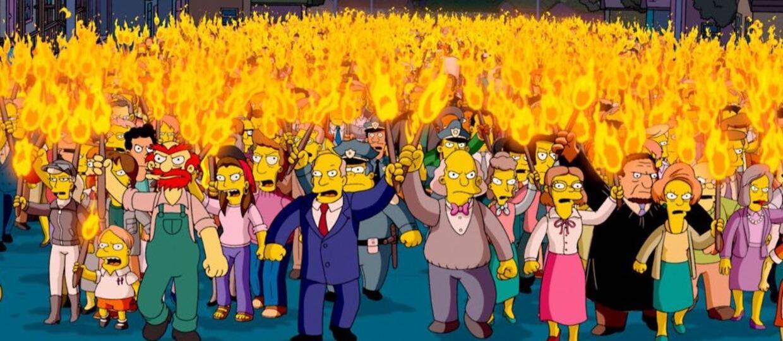 """W serialach animowanych Foxa, jak """"Simpsonowie"""", czy """"Cleveland Show"""" nie usłyszymy już białych aktorów w rolach postaci o innym kolorze..."""