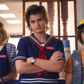 Maya Hawke, Joe Keery, Gaten Matarazzo - Stranger Things 3
