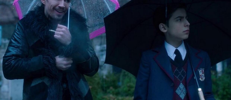 """Fot. Kadr z serialu """"The Umbrella Academy"""""""