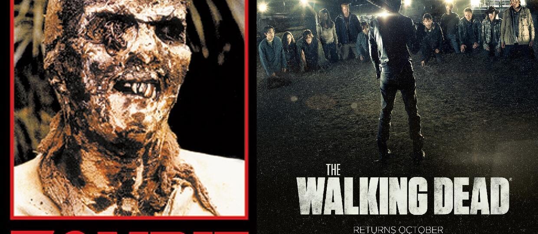 """""""The Walking Dead"""" złożył hołd włoskiemu horrorowi"""