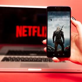 Wiedźmin, Netflix