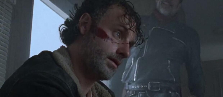 Rick i Negan