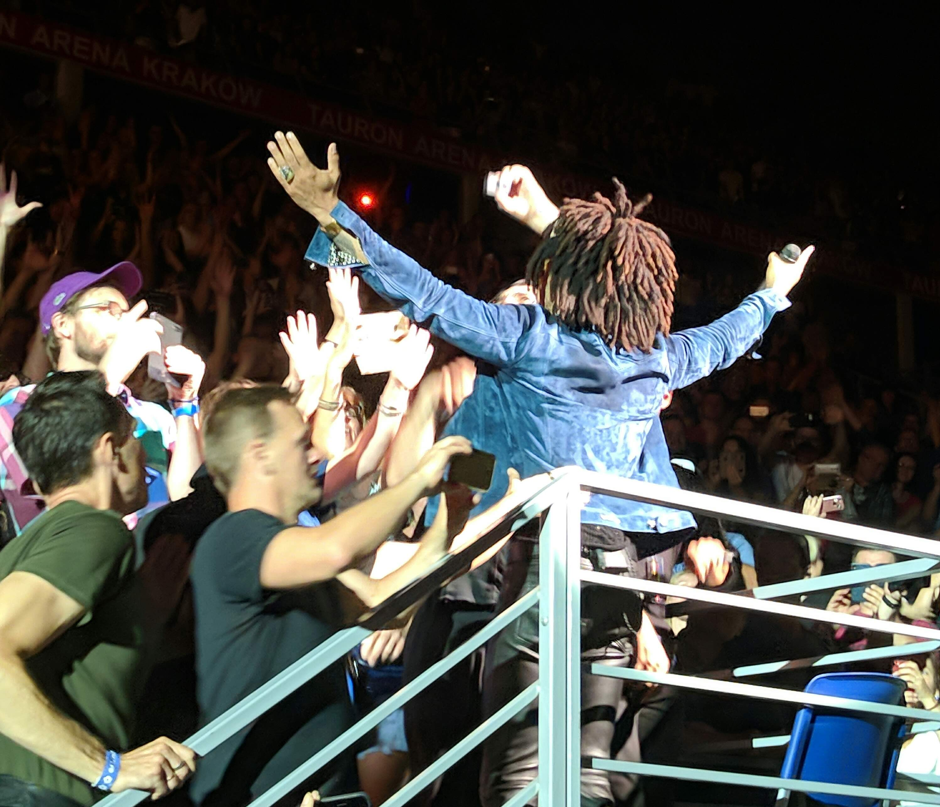 Lenny Kravitz w Krakowie