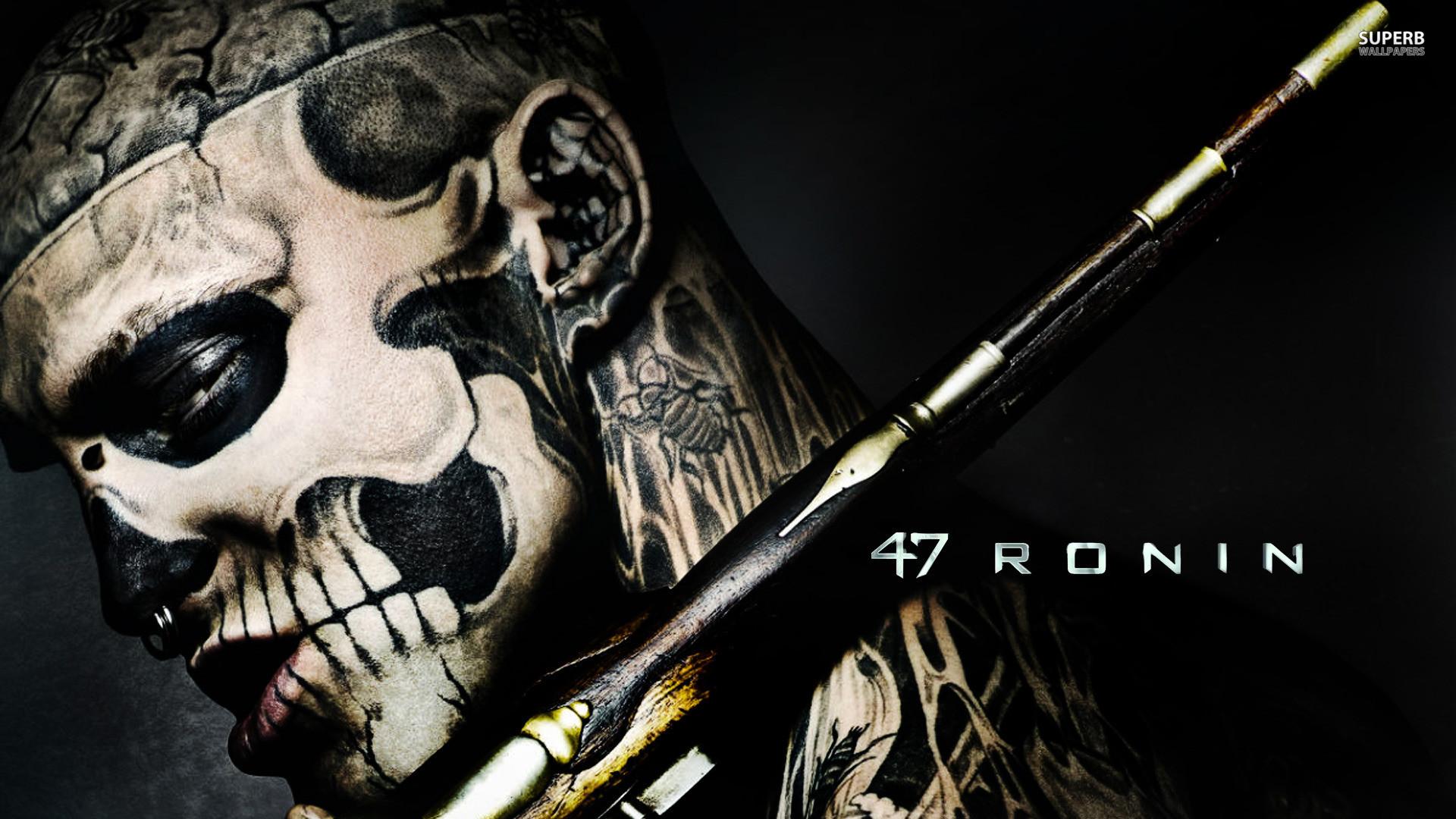 Zombie Boy 47 ronin