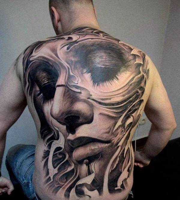 Top 15 Tatuaże 3d Antyradiopl