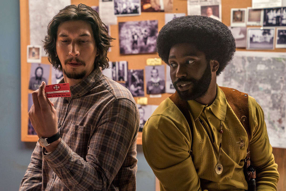 Adam Driver i John David Washington
