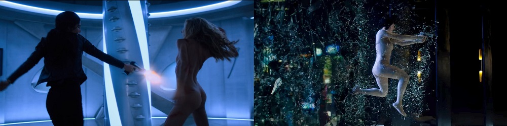 altered carbon ghost in the shell 3
