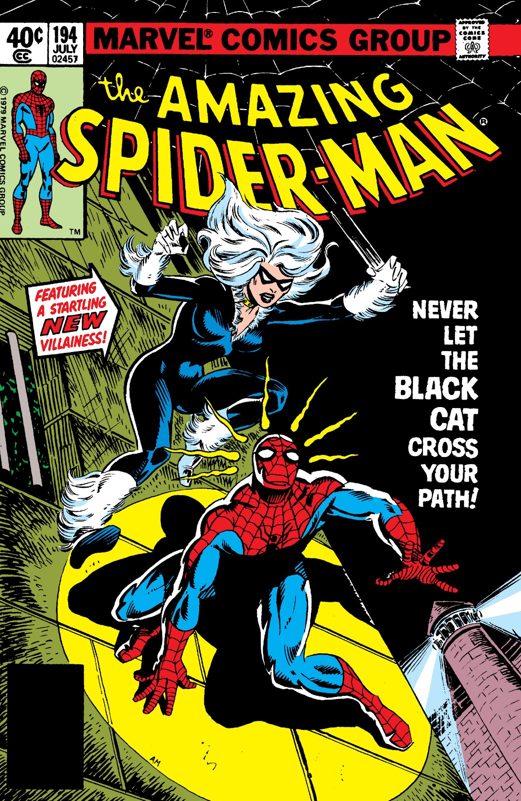 Amazing Spider-Man #194