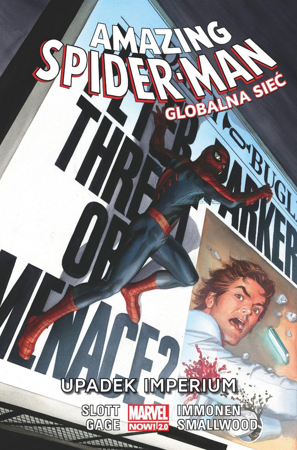 Amazing Spider-Man. Globalna sieć: Upadek imperium