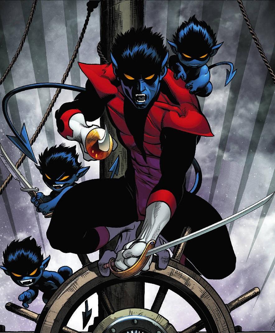 Amazing X-Men vol. 2 #3