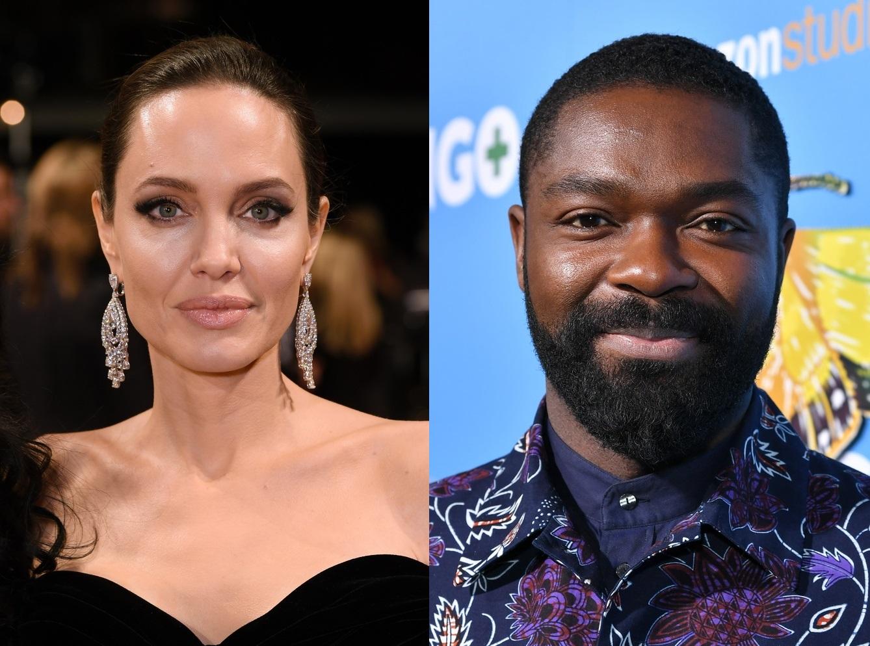 Angelina Jolie i David Oyelowo