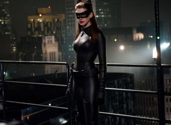 Anne Hathaway jako Catwoman