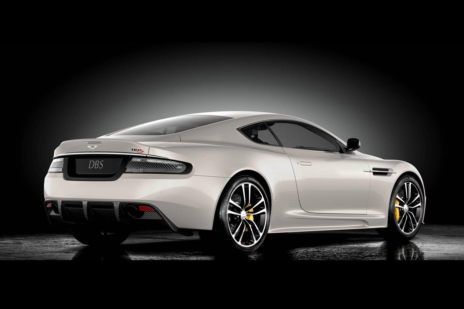 Aston Martin DBS2