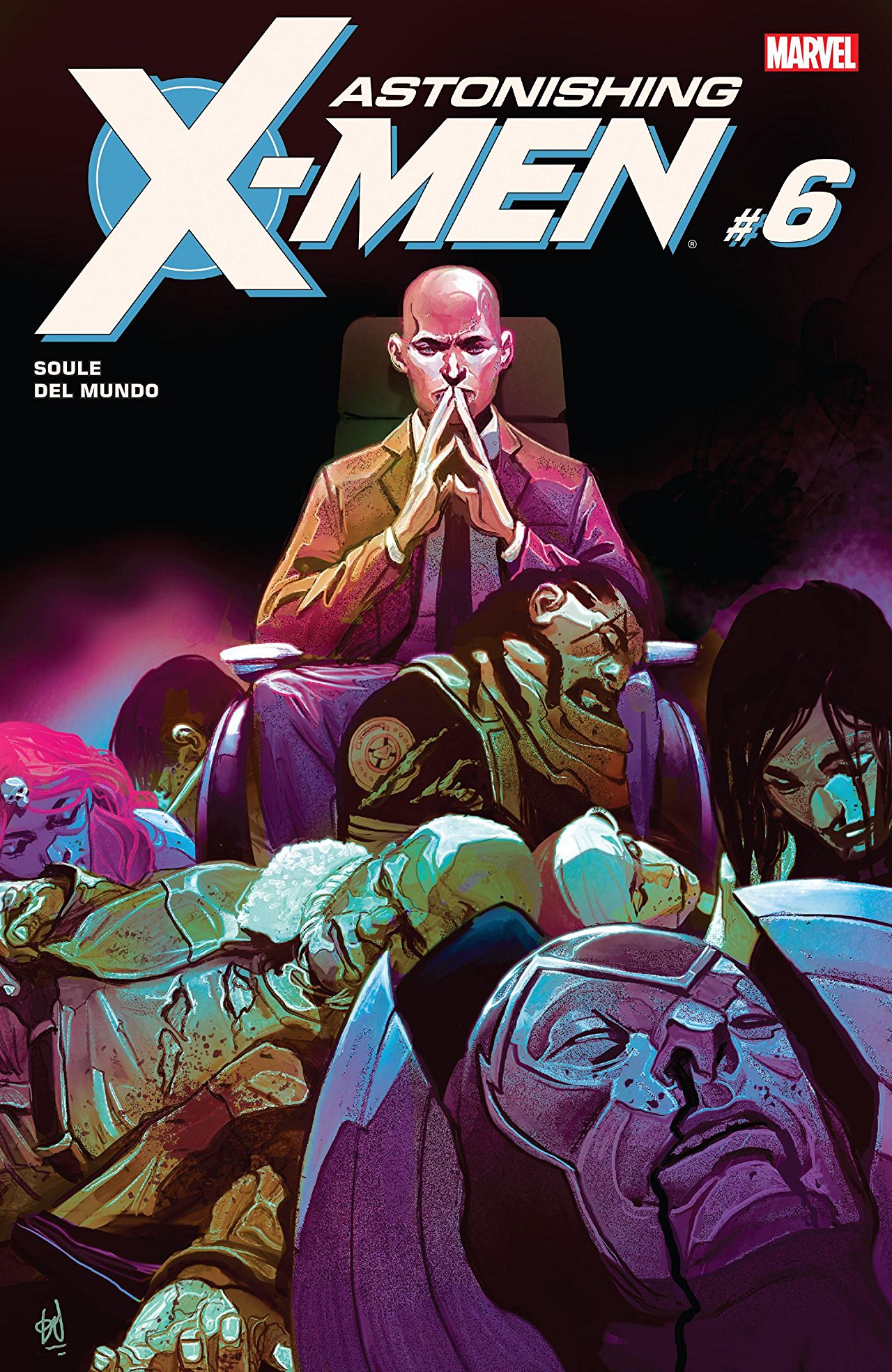 Astonishing X-Me vol. 4 #6
