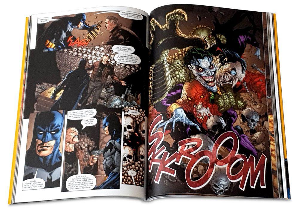 atman – Detective Comics – Mitologia. Tom 1