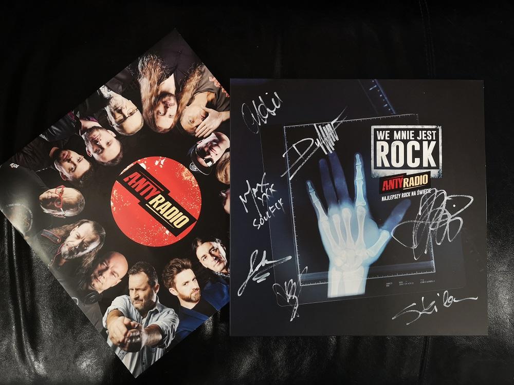 AutografyPolAnd Rock