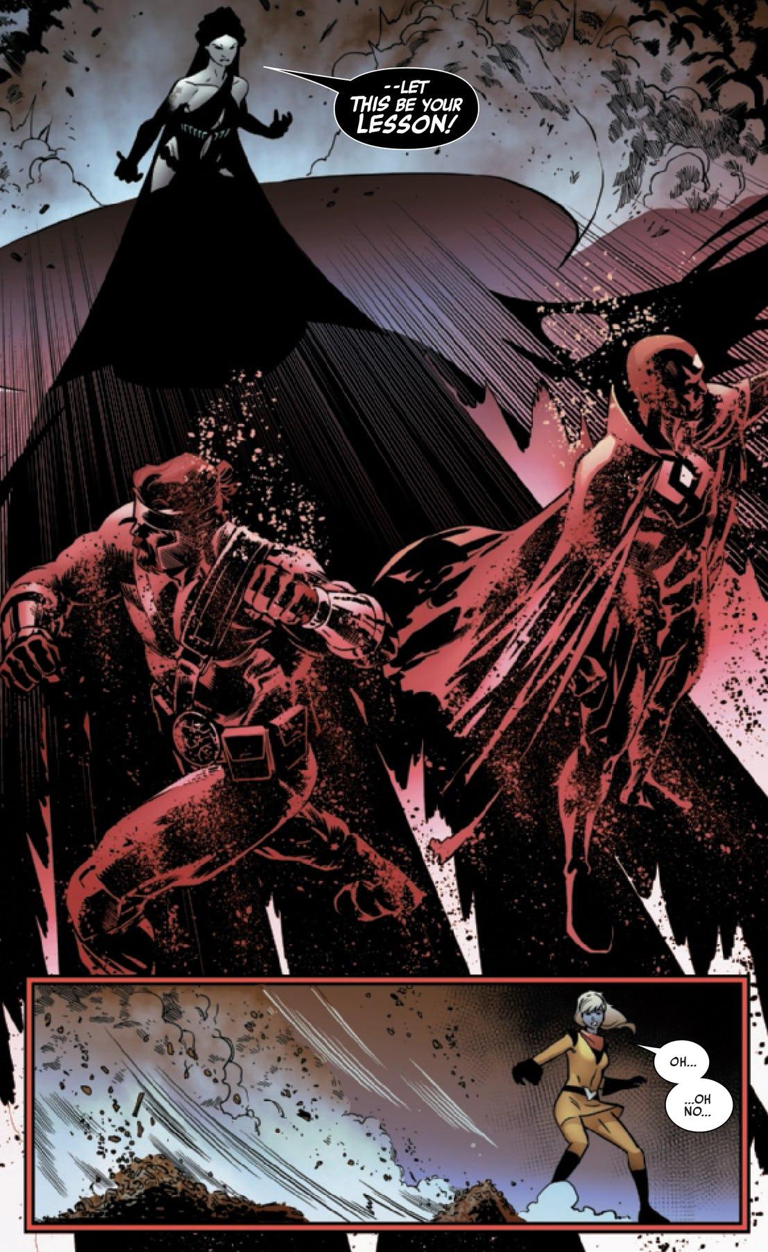 Avengers: No Road Home #5
