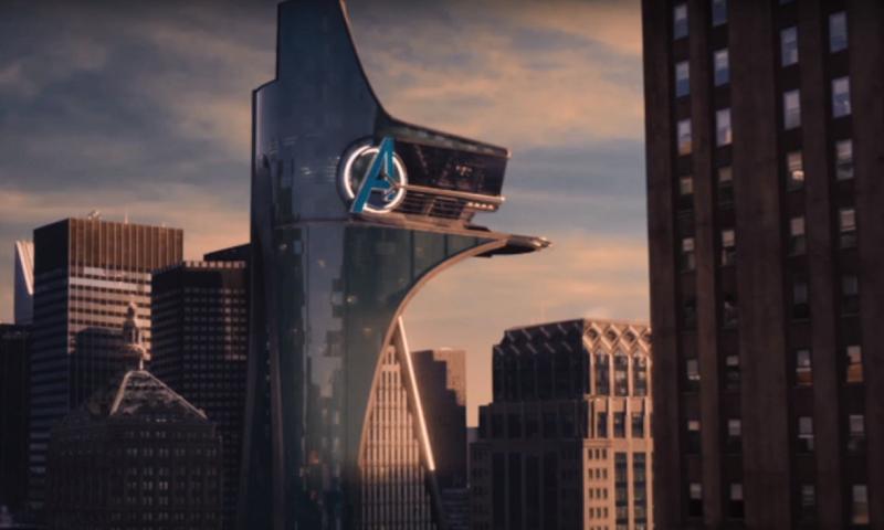 Avengers tower 2
