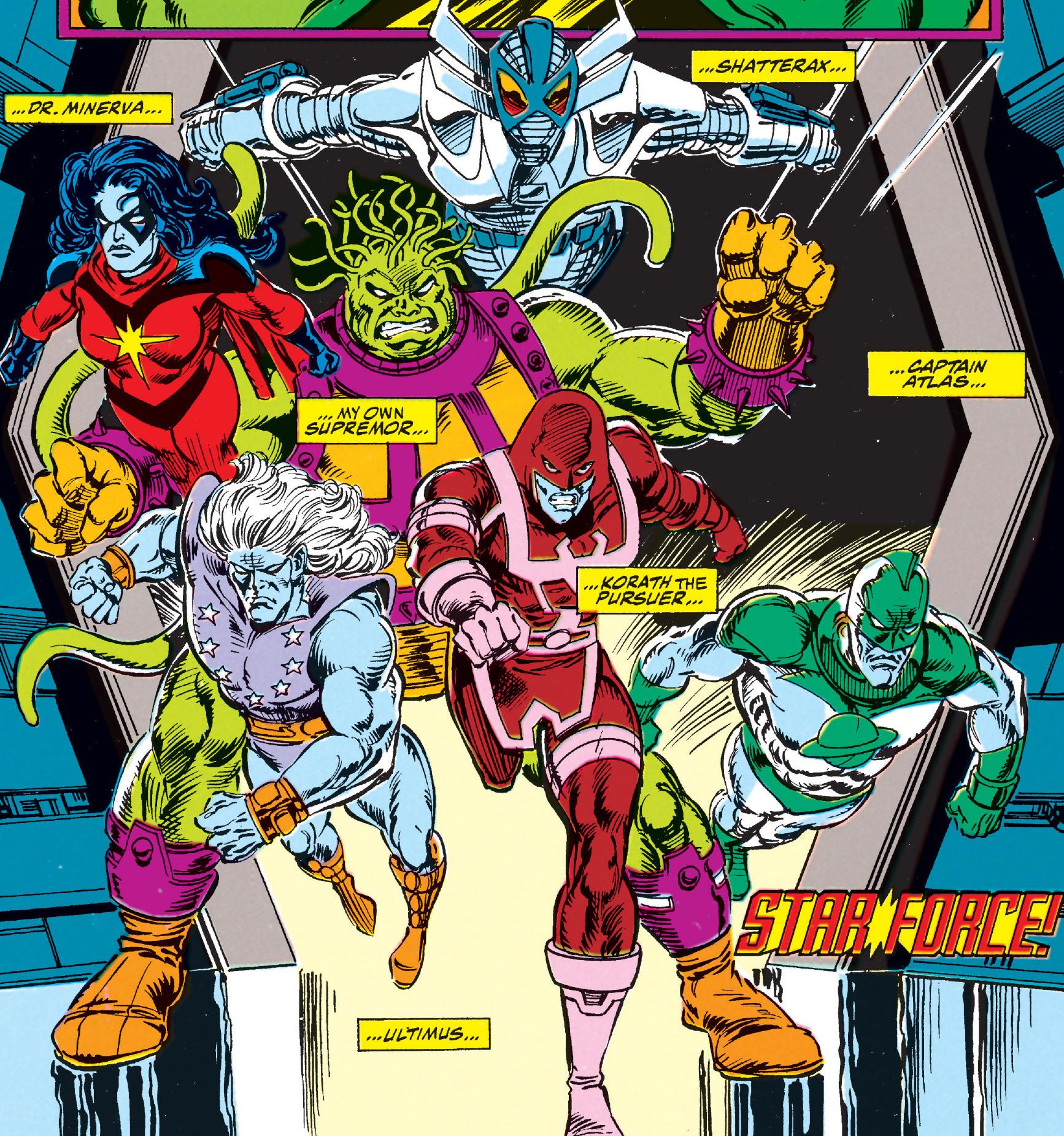 Avengers vol. 1 #346