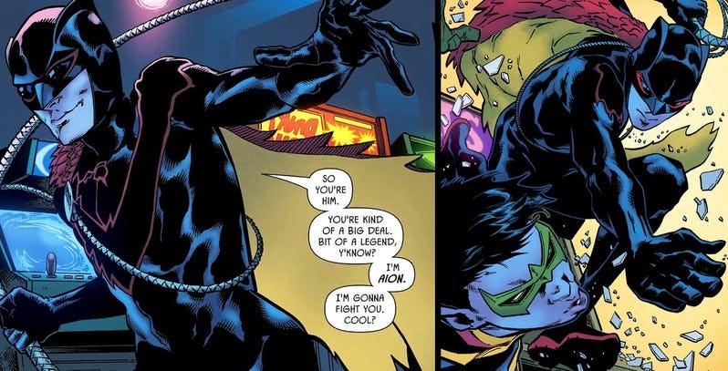 Batman: Prelude to the Wedding #1
