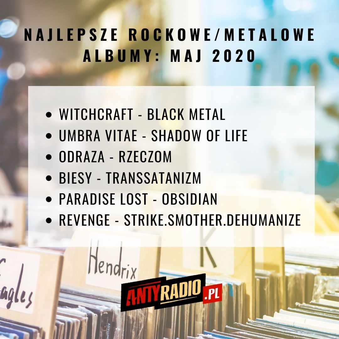 Best rock_metal albums_ April