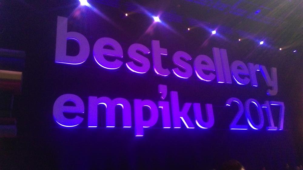 Bestsellery Empiku 2017
