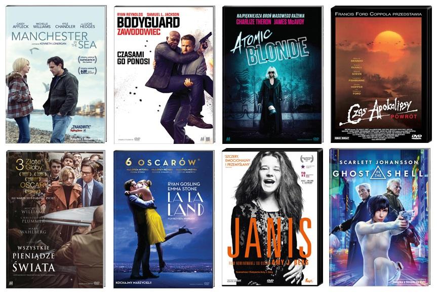Biedronka filmy w lipcu 2018