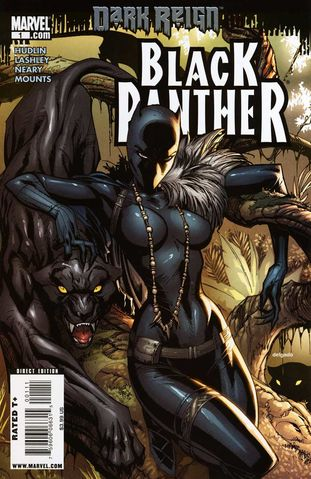 Black Panther vol. 5 #1