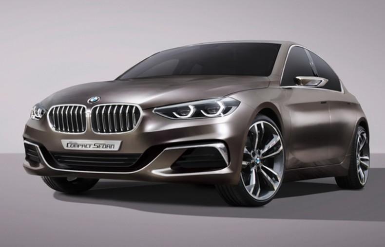 BMW Compact Sedan Concept 1/25