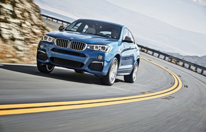 BMW X4 M40i 1/20