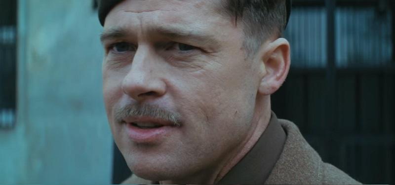 Brad Pitt - Bękarty wojny