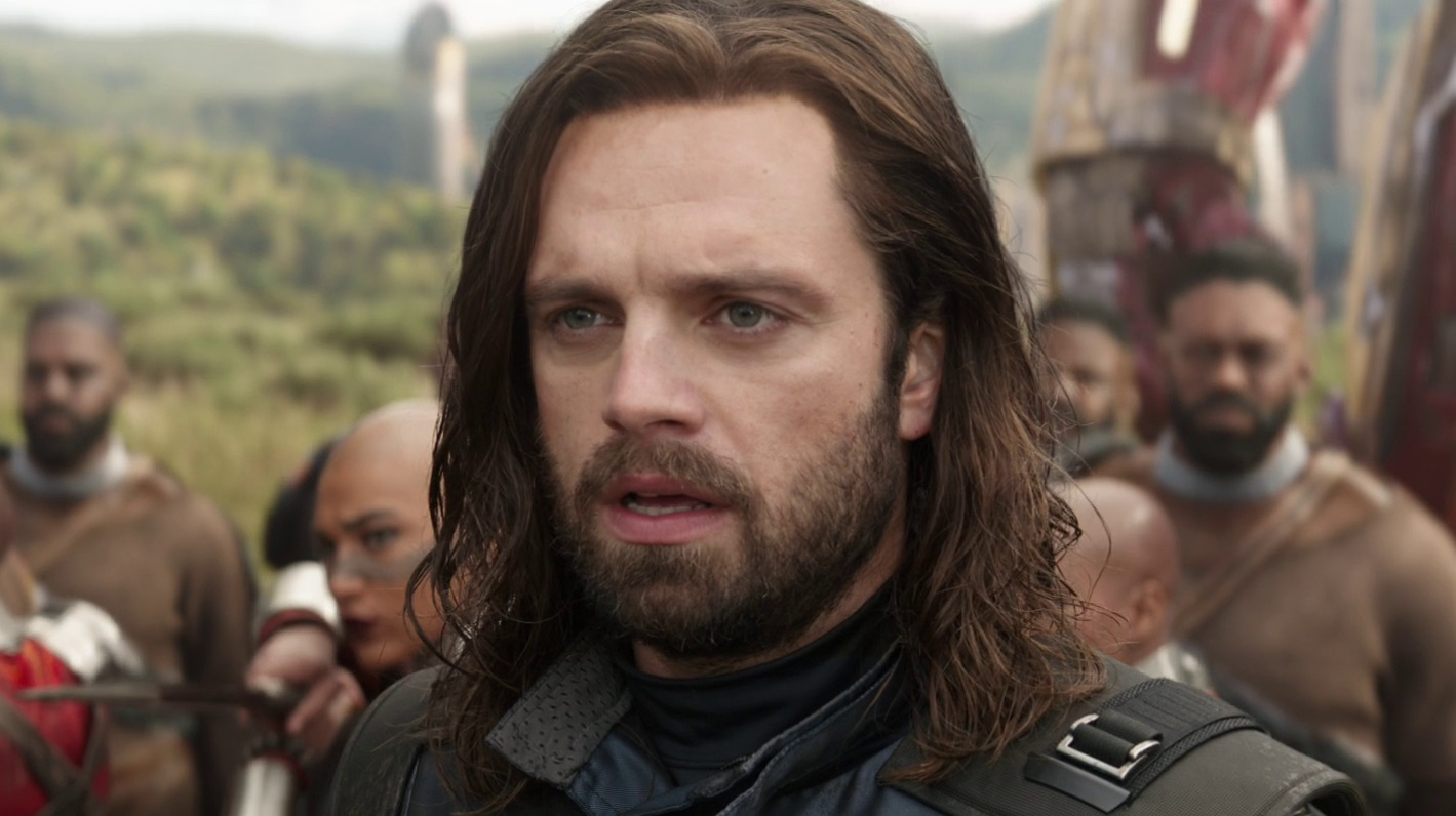Bucky Barnes jak Aragorn?