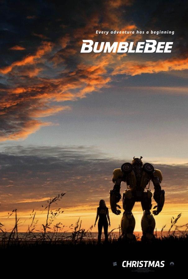 Bumblebee plakat