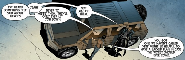 Captain Marvel Prelude #1
