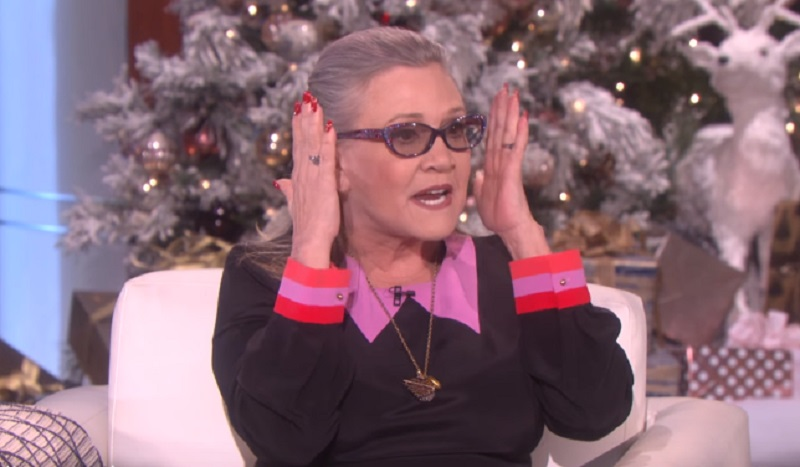 carrie fisher 9