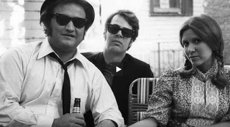 carrie fisher blues brothers