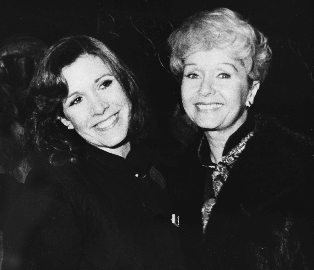 Carrie Fisher i Debbie Reynolds