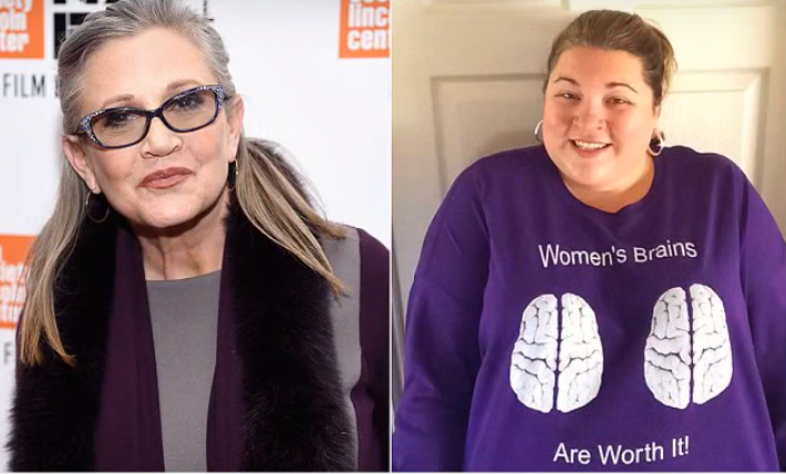 carrie fisher i heather