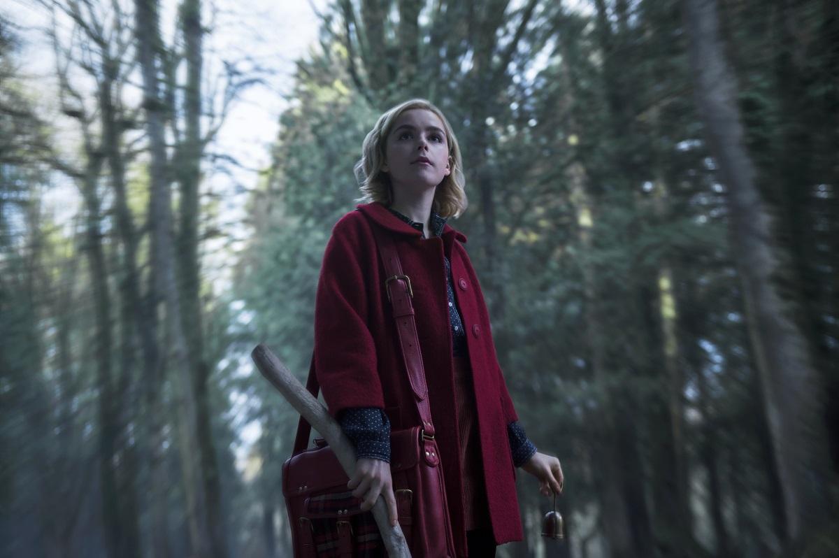 Kiernan Shipka jako Sabrina