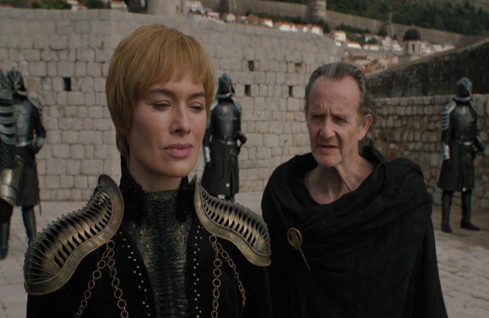 "Cersei Lannister, foto: kadr z serialu ""Gra o tron"""