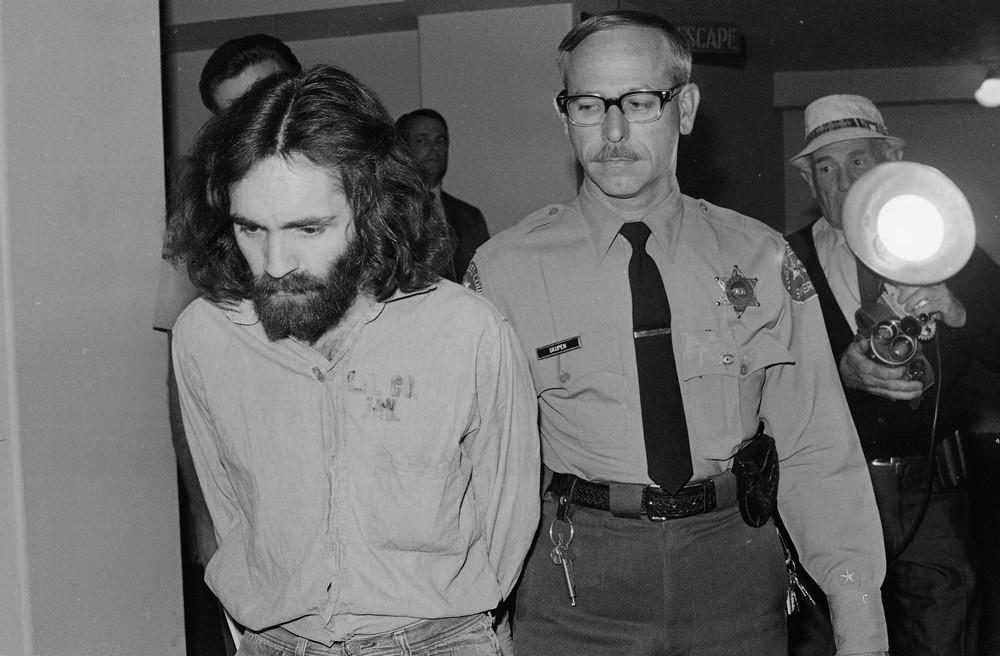 Charles Manson w więzieniu