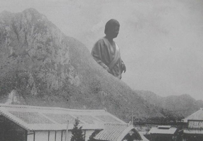 Daibutsu Kaikoku - kadr z filmu