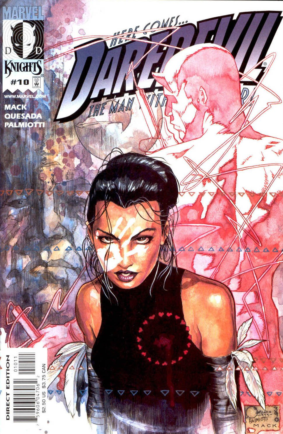 Daredevil #10 2000