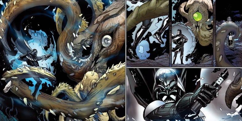 Darth Vader #15 (2018)