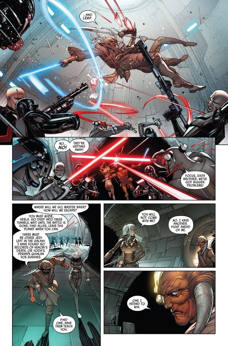 Darth Vader #17 (2018)
