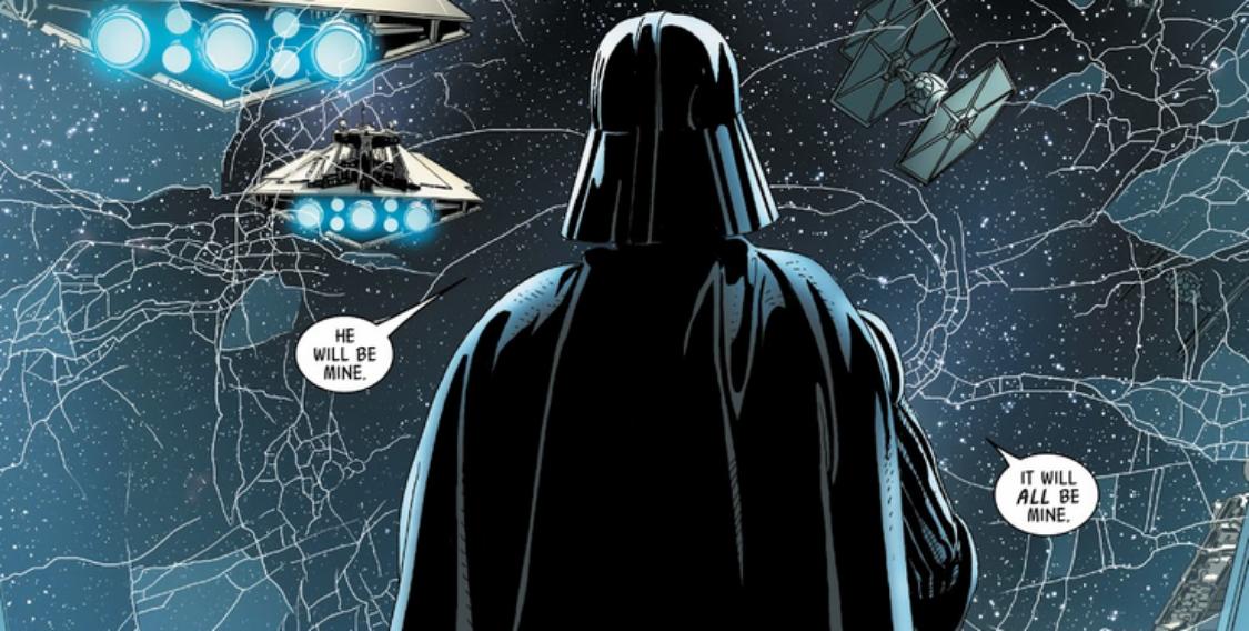 Darth Vader #6 (2020)