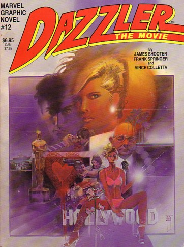 Dazzler: The Movie