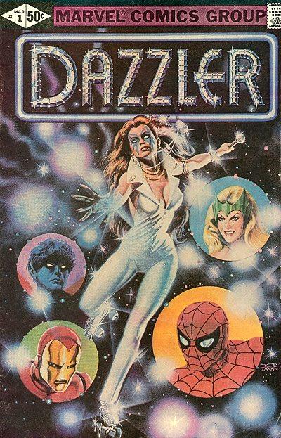 Dazzler vol 1 #1
