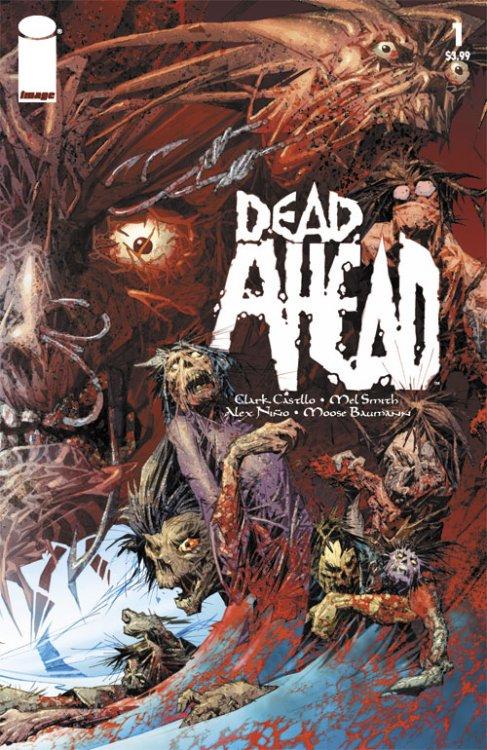 Dead Ahead #1